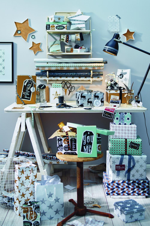 weihnachten part i sch ne geschenkverpackungen najs attityd. Black Bedroom Furniture Sets. Home Design Ideas