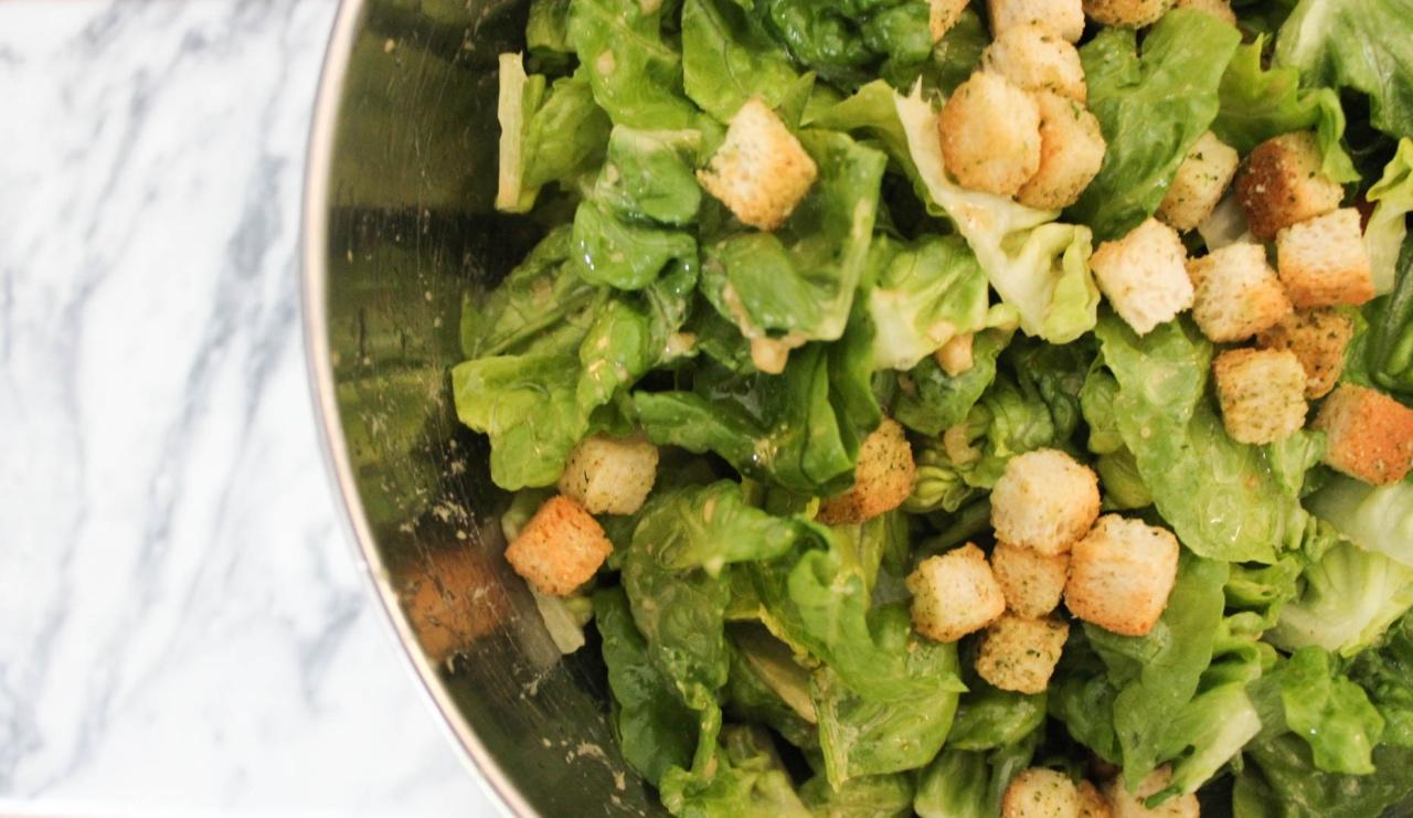 Ceasar Salad 3