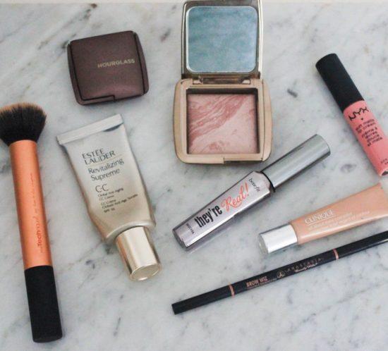 5 Minuten Make-up Najsattityd